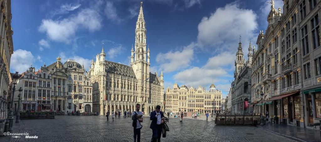 Grande-place Bruxelles