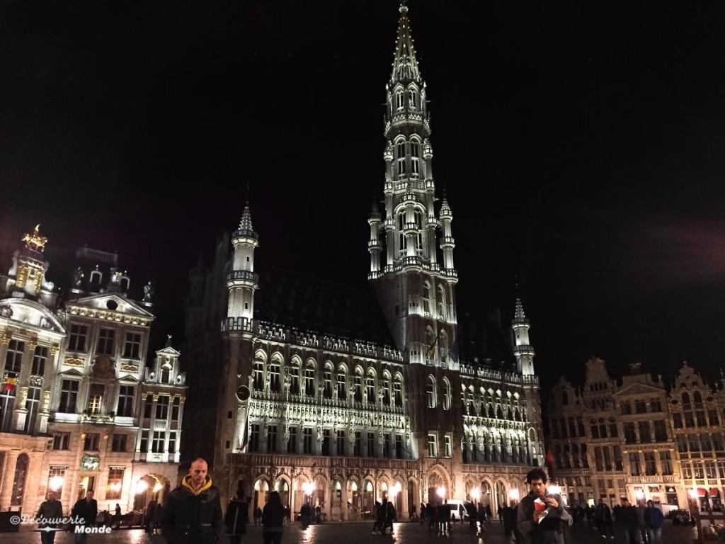 Grande-place visiter Bruxelles