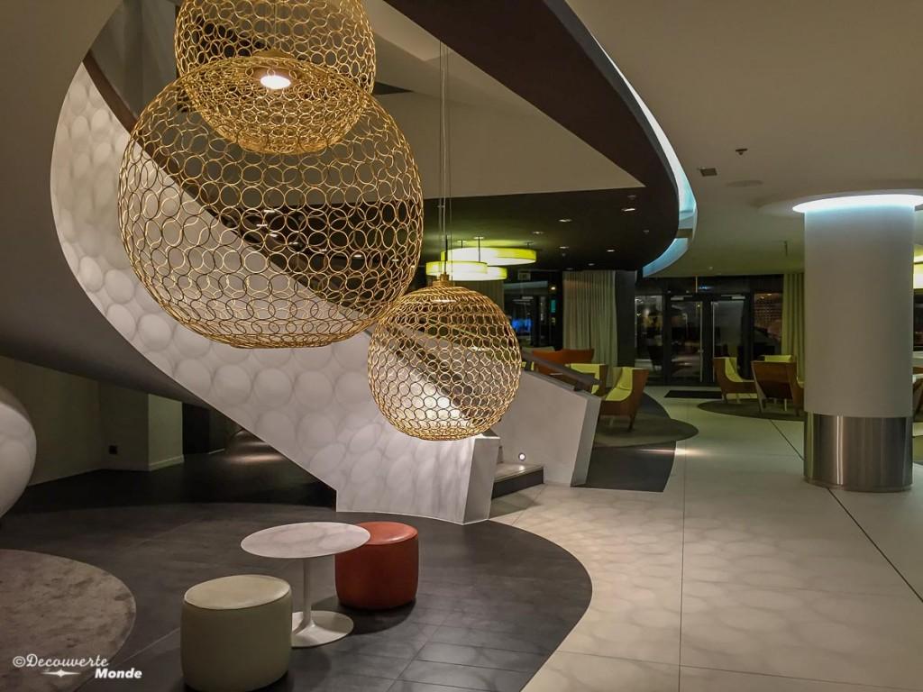 hôtel Pullman Bruxelles
