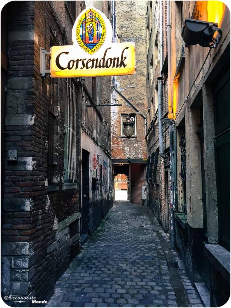 rue de Bruxelles Belgique