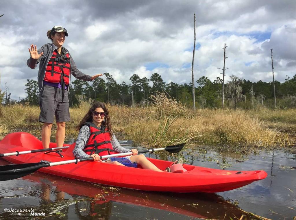 kayak Nouvelle-Orleans