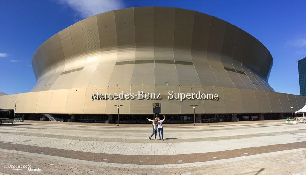 superdôme que faire Nouvelle-Orleans