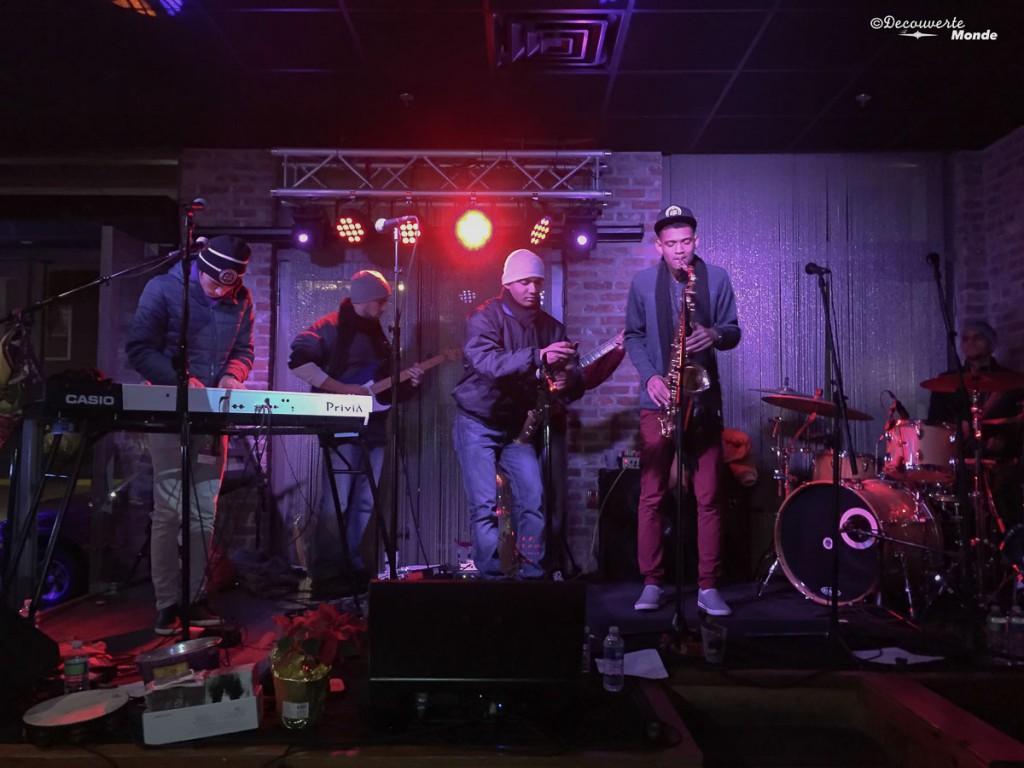 visiter la Nouvelle-Orleans jazz