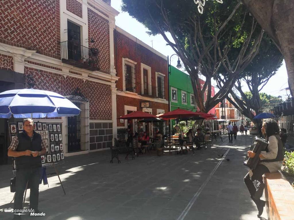 visiter puebla mexique
