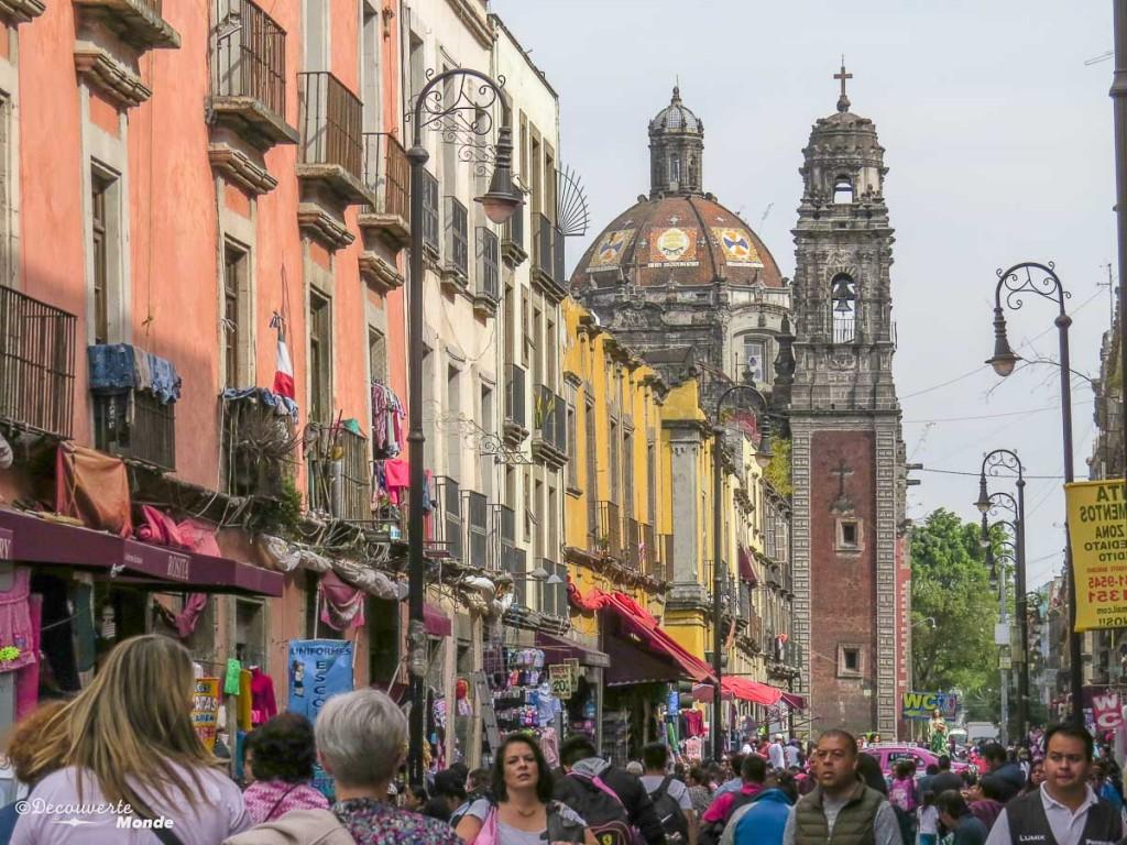 centro mexico city