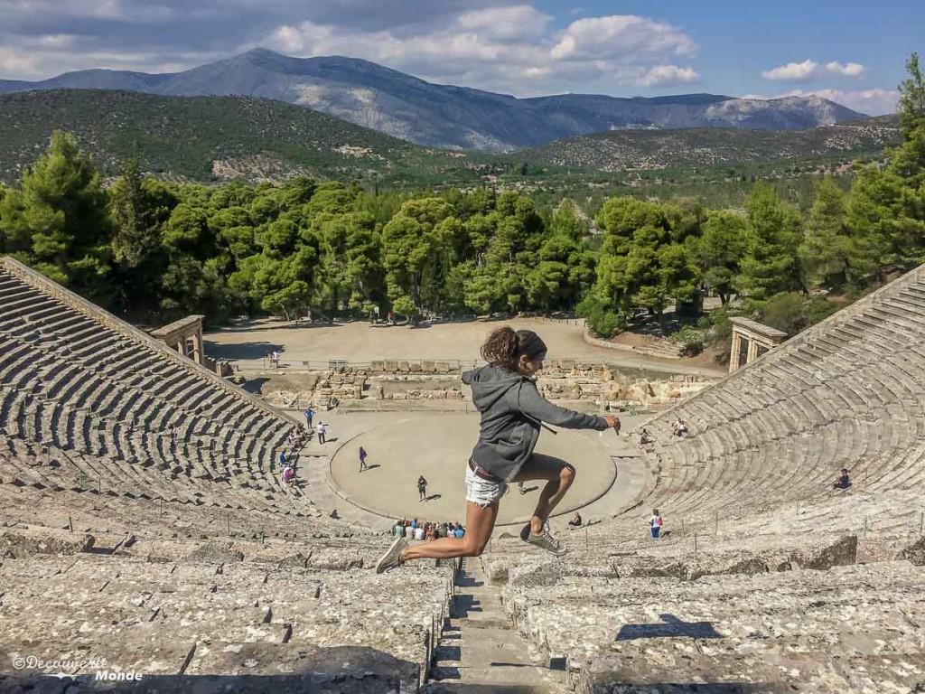 Epidaure où aller en Grèce