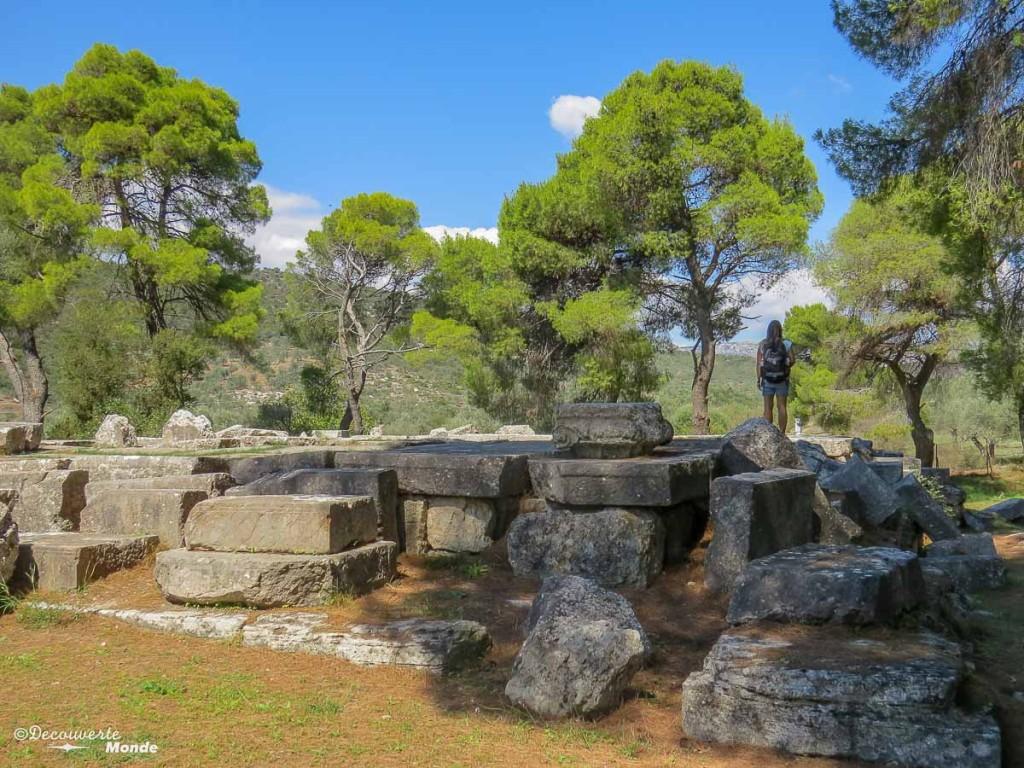 Epidaure visiter la Grèce