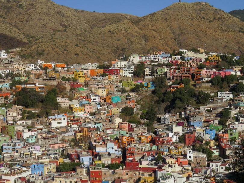 guanajuato au mexique