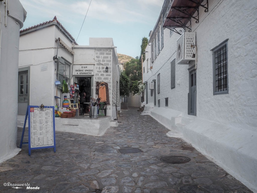 Hydra visiter la Grèce