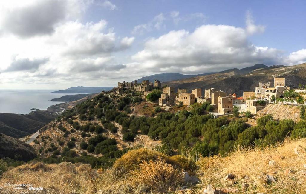 magne laconien où aller en Grèce