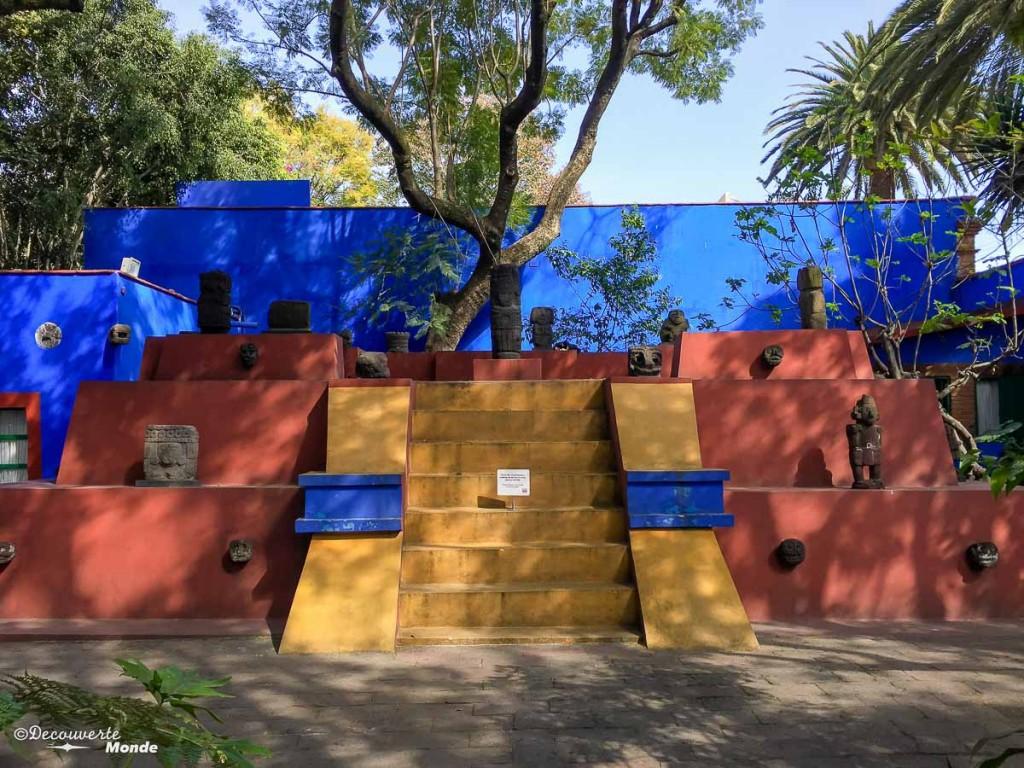musée Frida Kahlo Mexico city