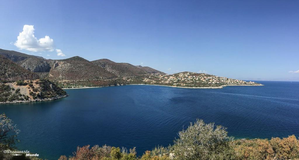 road trip Peloponnèse