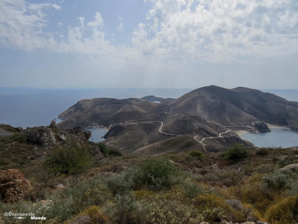 route Peloponnèse