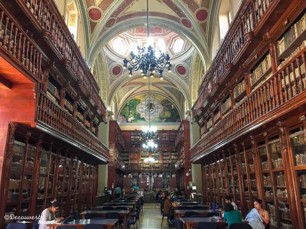 bibliothèque morelia