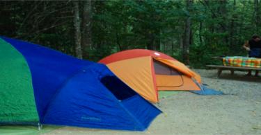 camping au Québec