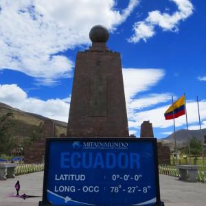 l'Équateur 0