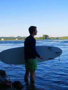 surf à montréal riversurf