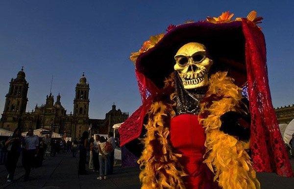 halloween mexique