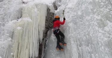 escalade de glace quebec