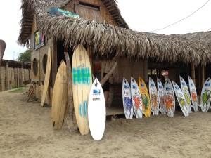 surf équateur