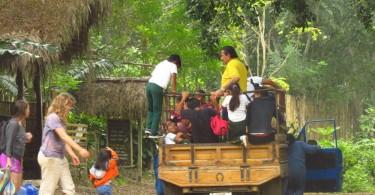 tourisme solidaire équateur