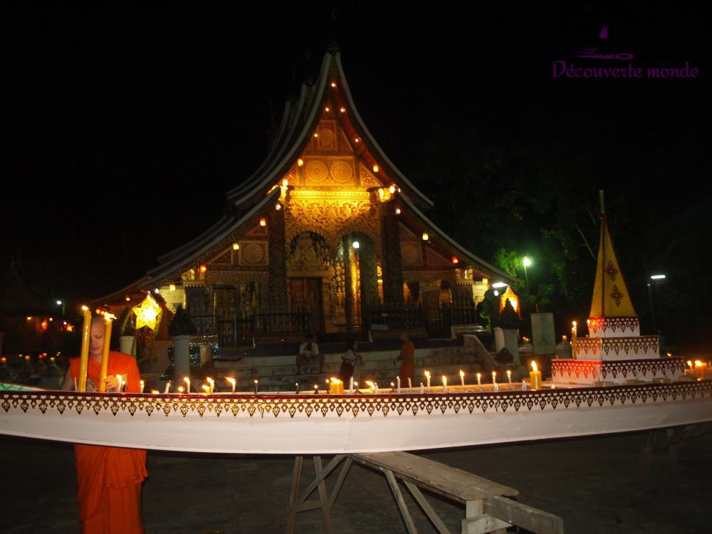 fête lumière luang prabang