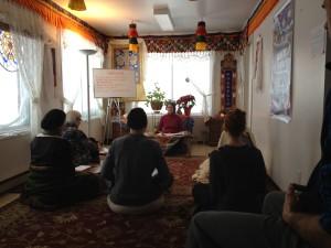 groupe méditation bouddhiste