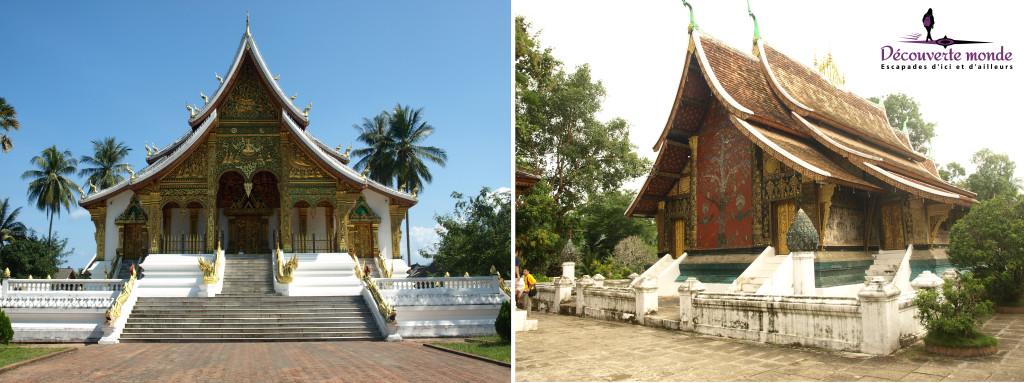 temples luang prabang