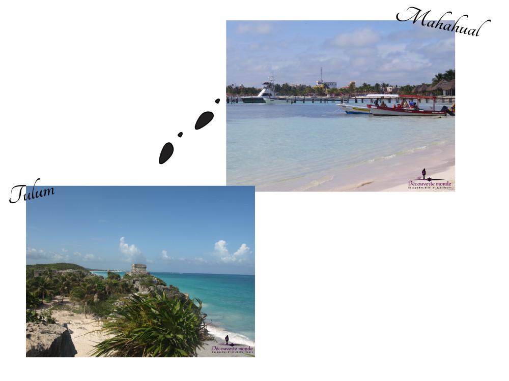 itinéraire yucatan nord