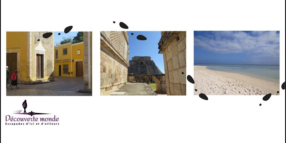 itineraire mexique