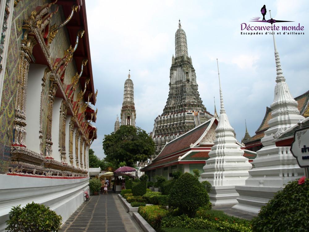 visiter bangkok wat arun
