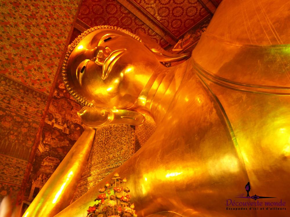 visiter bangkok wat pho