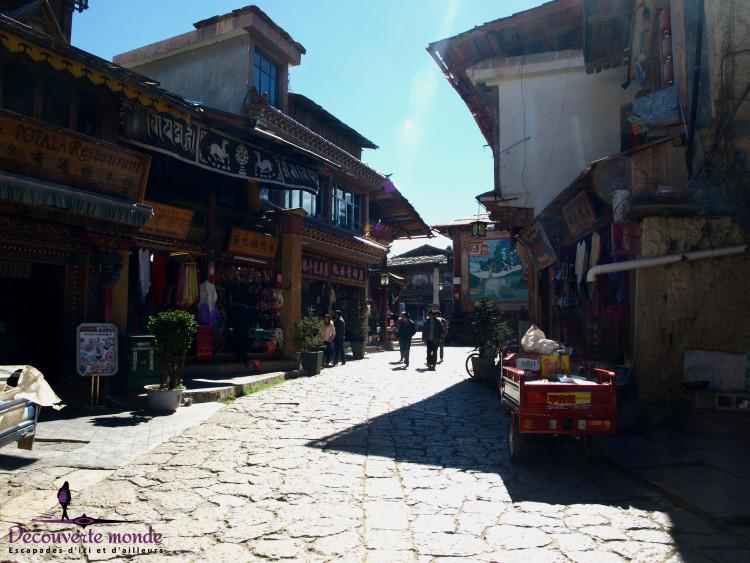 shangri-la vieille ville