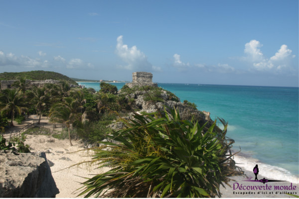 tulum plage mexique
