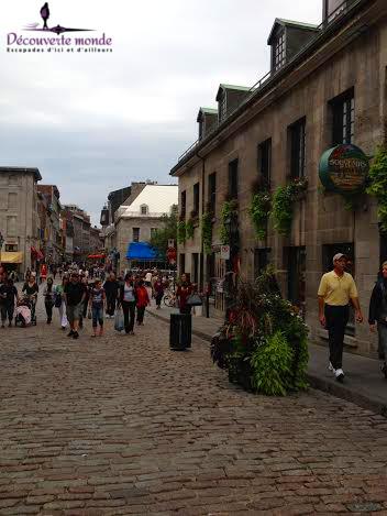 vieux-montréal rue