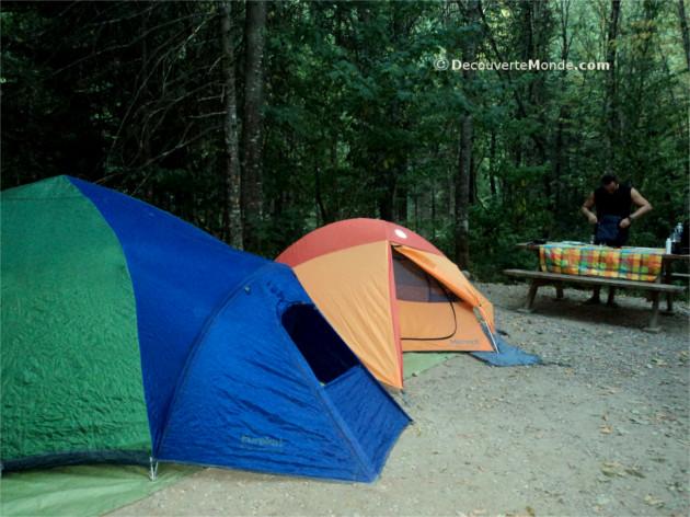 camping parc de la jacques-cartier