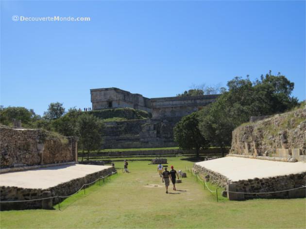 jeu de balle maya