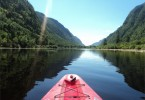 kayak parc national jacques-cartier