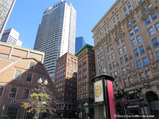 boston quoi visiter