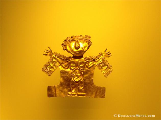 visiter bogota museo del oro