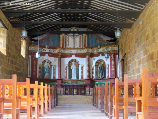 barichara église