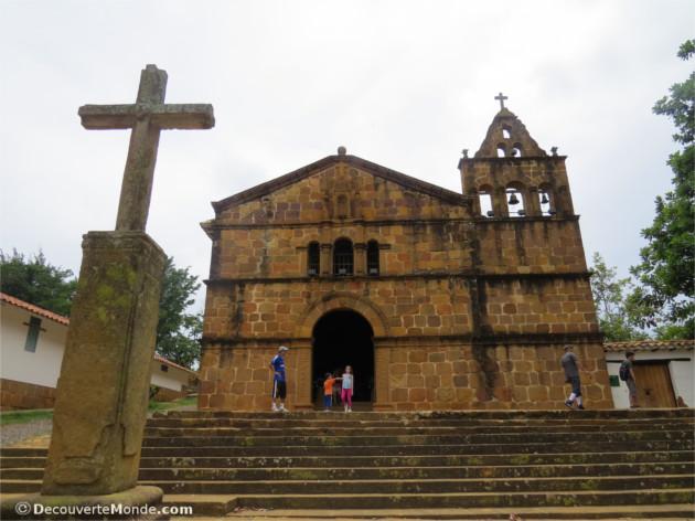 église barichara