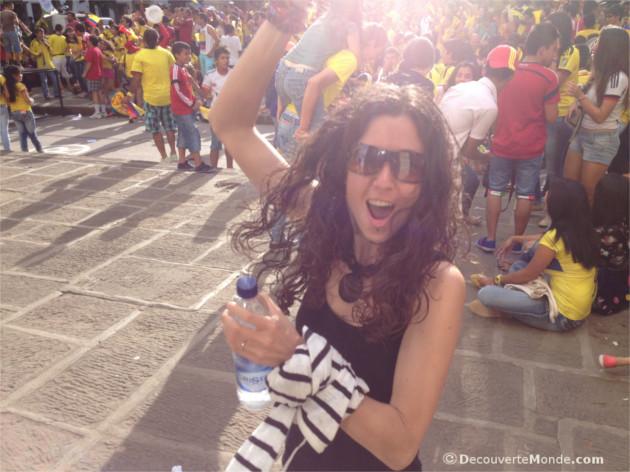Mon exp rience de la coupe du monde en colombie - Quitte moi pendant la coupe du monde ...