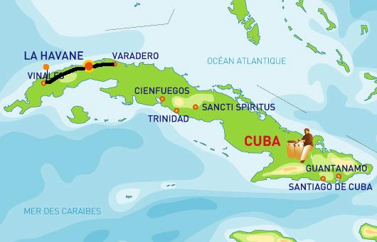 À la découverte de Vinales et Cayo Levisa à Cuba