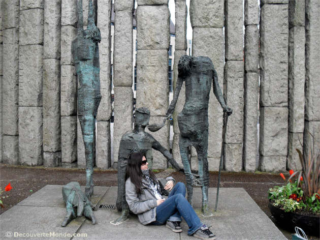 famine irlande