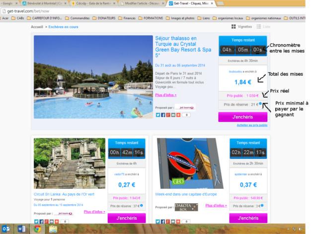 get travel info