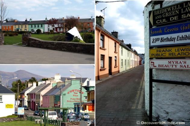 villages irlande