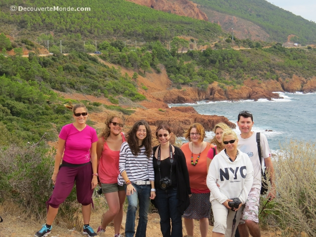blogueurs blogtrip esterel