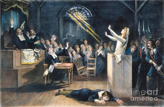the cause of the salem witch crisis of 1692 Reading like a historian: salem witch trials what caused the salem witch crisis of 1692 after brainstorming and learning some background context for the witch trials, pairs of students read and answer sourcing questions for 2 primary sources.
