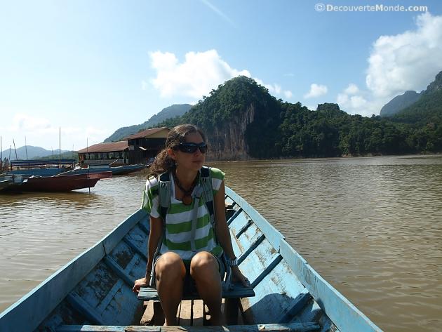 bateau mékong